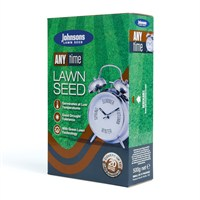 Johnsons Anytime Lawn Seed 500g 20sqm