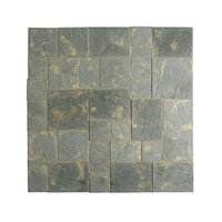 Kelkay Paving Abbey Random Patio Kit - Antique (8581AN)