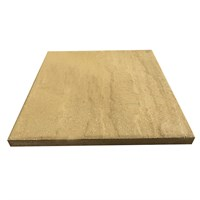 Kelkay Paving Ashford Riven Buff 450mm x 450mm (8371RB)