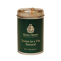 Kent & Stowe Jute Twine in Tin Natural 80m 80g (70109666)