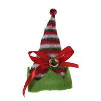 Koopman Christmas Elf Hat With Clip - Design 1 (CAA717300)