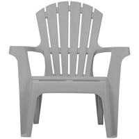 Koopman Dolomiti Outdoor Garden Furniture Solid Reclining Chair Blue (042050010)