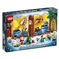 LEGO City Christmas Advent Calendar 2018 (60201)