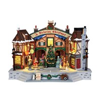 Lemax Christmas Village - A Christmas Carol Play - 4.5V Adapter (45734-UK)