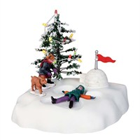 Lemax Christmas Village - Angel's Wings - Battery Operated (44187)