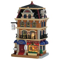 Lemax Christmas Village - Argyle Hotel Battery Operated LED Building (75225)