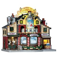 Lemax Christmas Village - Canterbury Farms Eggnog Factory (65131-UK)