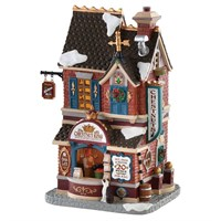 Lemax Christmas Village - Chestnut King Battery Operated LED Building (85384)