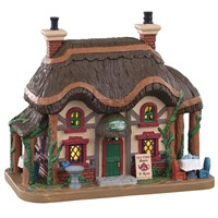 Lemax Christmas Village - Cypress Lane Bed & Breakfast Battery Operated LED Building (05642)