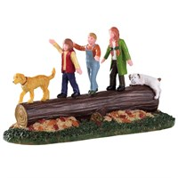 Lemax Christmas Village - Forest Procession Table Piece (93446)