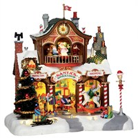 Lemax Christmas Village - Santa's Workshop - 4.5V Adapter (35558-UK)