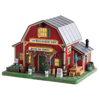 Lemax Christmas Village - The Buttermilk Café Building - Battery Operated (85388)