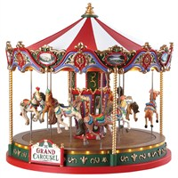 Lemax Christmas Village - The Grand Carousel - 4.5V Adapter (84349)