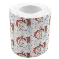 Loo Rolls - Deep In Love - 3 Ply, 200 Sheet Christmas Roll (PD00185)