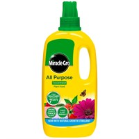 Miracle-Gro All Purpose Concentrated Liquid Plant Food 1L (119649)