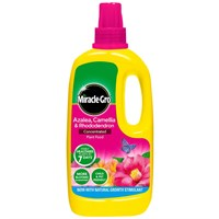 Miracle-Gro Ericaceous Azalea, Camellia & Rhododendron Concentrated Liquid Plant Food (119651)
