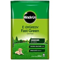 Miracle-Gro Evergreen Fast Green Lawn Food 400m2 (119683)