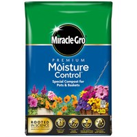 Miracle-Gro Moisture Control Compost 20L (119771)