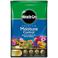 Miracle-Gro Moisture Control Compost 40L (119772)
