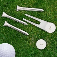 Personalised Golf Set (P010302) - Direct Dispatch