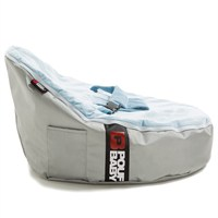 Pouf Daddy Baby Bed Blue (PDBABP007B) Direct Dispatch