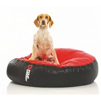 Pouf Daddy Pouf Doggy Red 80cm (PDDOG002M ) Direct Dispatch