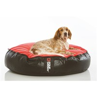 Pouf Daddy Pouf Doggy Red 95cm (PDDOG002L) Direct Dispatch