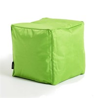 Pouf Daddy The Pouf Lime Green (PDPOUFP116) Direct Dispatch