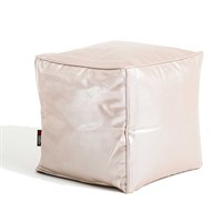 Pouf Daddy The Pouf Outdoor Leather Rose Gold (PDPOUFOUT012) Direct Dispatch