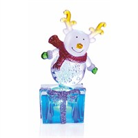 Premier 11cm Colour Changing Christmas Characters - Reindeer (LB151508)