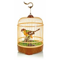 Premier Bird in Cage With Sound Control Function - 35cm (MB191737)