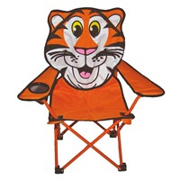 Quest Childrens Tiger Fun Folding Chair (5203)