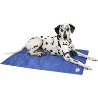 Scruffs Large Cool Mat - Blue (92 x 69cm)