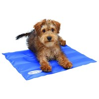Scruffs Small Self Cooling Dog Cool Mat - Blue (50 x 40cm)