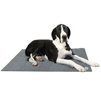 Scruffs X-Large Cool Mat - Grey (120 x 75cm)