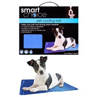 Smart Choice Small Self Cooling Pet Cool Mat - Blue (40 x 50cm) (SC960)