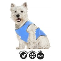 Smart Choice Small Self Cooling Pet Cool Vest - Blue (27cm) (SC635)