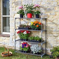 Smart Garden 4 Tier GroZone Shelving (6510004)