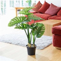 Smart Garden Faux Swiss Cheese 89cm Artificial House Plant (5607006)