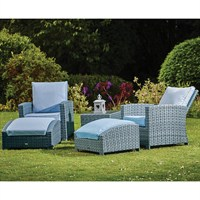 Supremo Ashbourne Dual Reclining Lounge Set (633483)