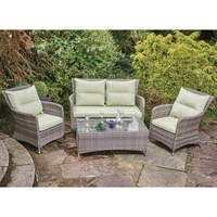 Supremo Bari Outdoor Furniture Lounge Set (524304)