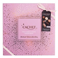 Surprise Mum - Mother's Day Chocolates - Cachet Assorted Chocolates Luxury Gift Box 315g
