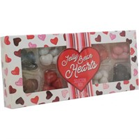 Surprise Mum - Mother's Day Sweets - Jelly Beans Hearts Selection Box - 125g