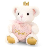 Surprise Mum - Confetti Mothers Day Bear with Heart