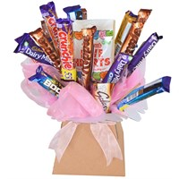 Surprise Mum - Mother's Day Chocolate Bouquet