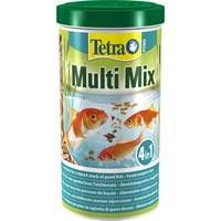 Tetra Pond Multi Mix Fish Food 1L Aquatic