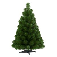 Tree Classics 60cm (2ft) Table Tree Artificial Christmas Tree (24-72-300)
