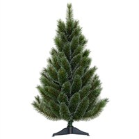 Tree Classics 90cm (3ft) Green Siberian Spruce Artificial Christmas Tree (36-98-755)