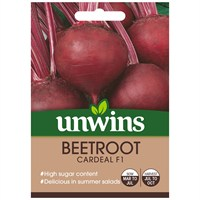 Unwins Seeds Beetroot Cardeal F1 (30310529)