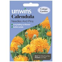 Unwins Seeds Calendula Needles And Pins (30210045)